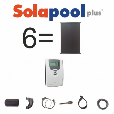 KIT SOLAPOOL PLUS 10/360 CB