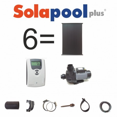 Kit Solapool Plus 6/360 CB