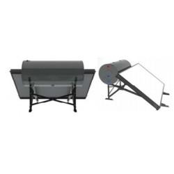 TSM 150 Thermosyphon solar water heater system 150 l horizontal