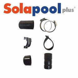 KIT DE BATERÍA CAPTADORES SOLAPOOL PLUS